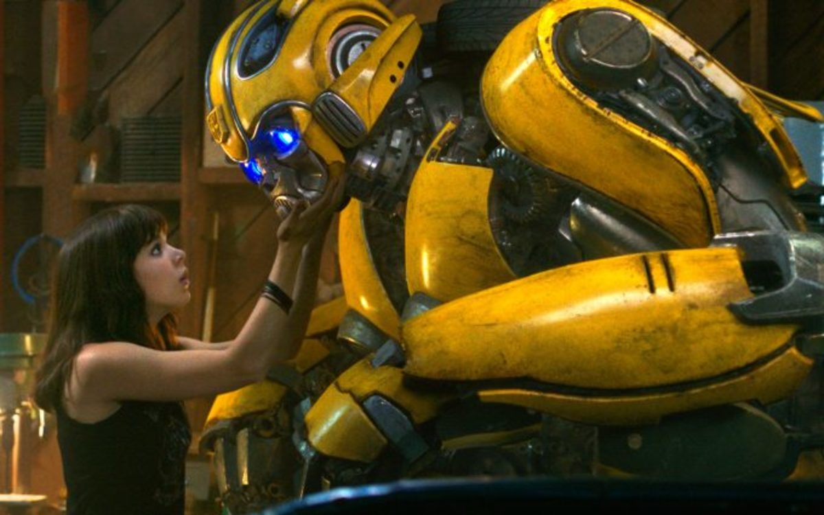 Bumblebee: Nathan's Movie Review