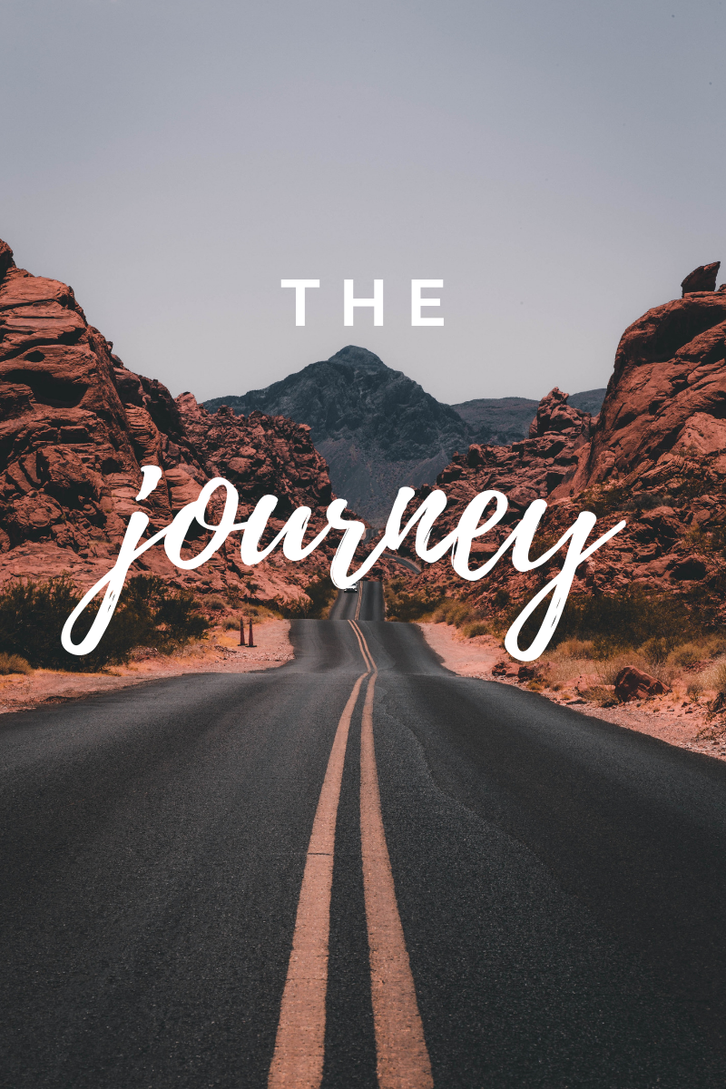 The Journey - Creative Writing
