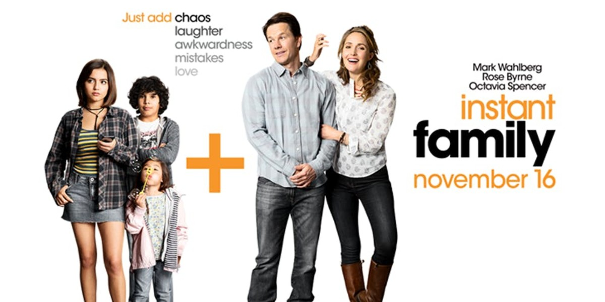 'Instant Family' (2018) Movie Review
