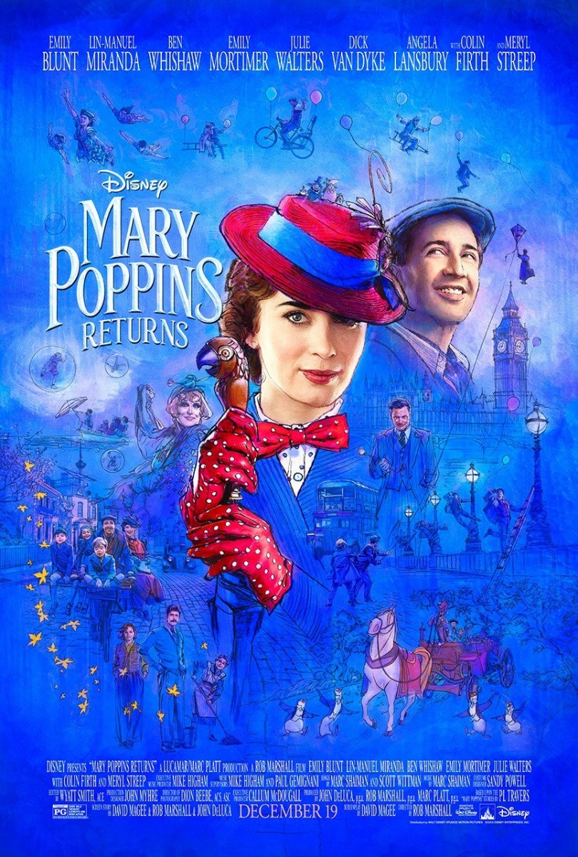 'Mary Poppins Returns' Movie Review