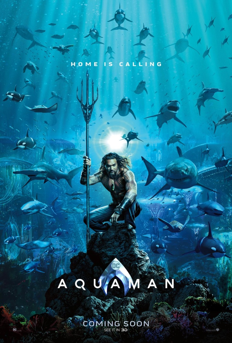 'Aquaman' Movie Review