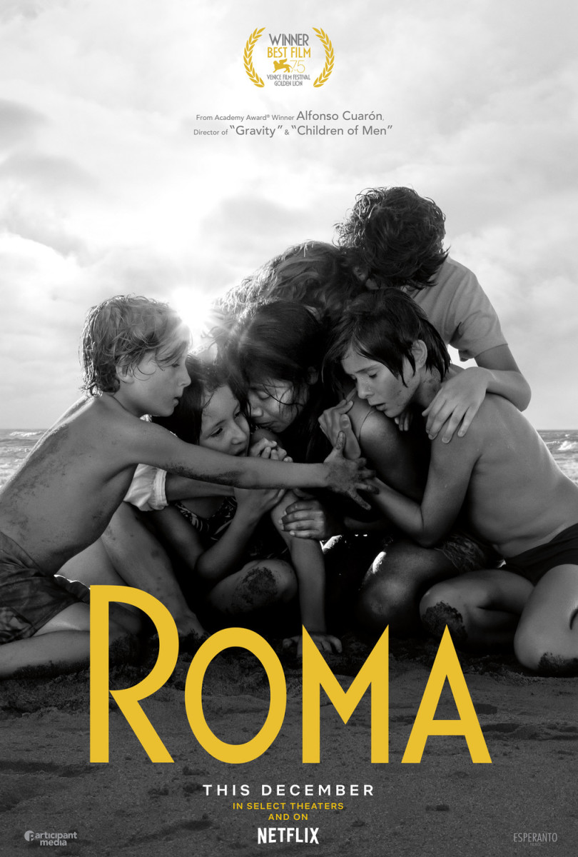 'Roma' Movie Review