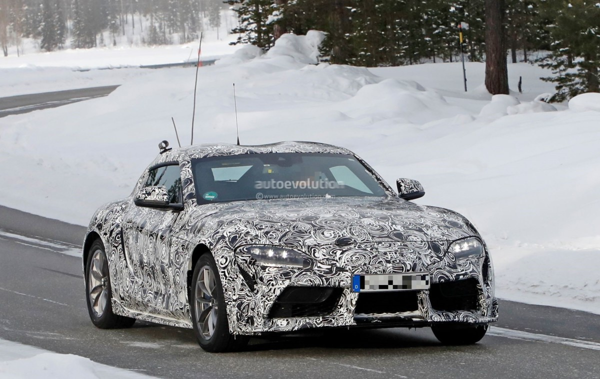 2019 Toyota Supra Launch Rumors, Pictures and Specs