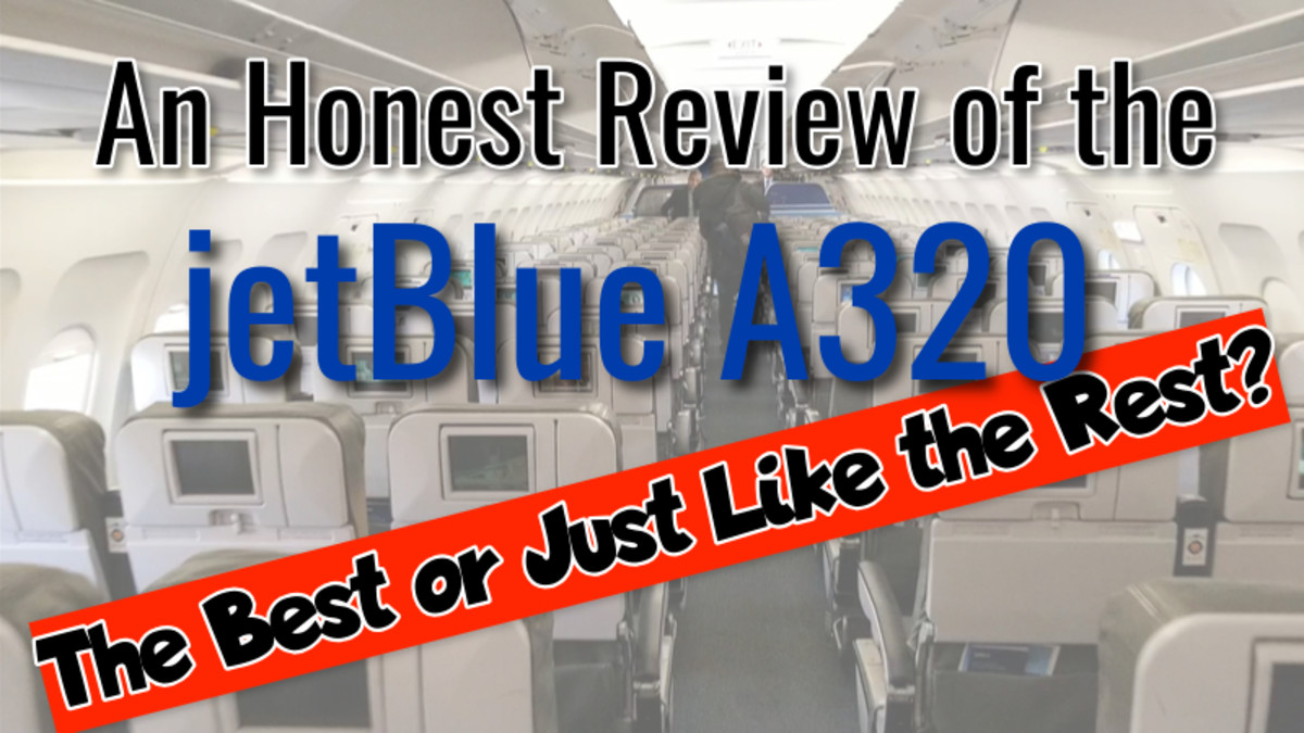 JetBlue A320 Economy Class Review: Relaxing or Frustrating?