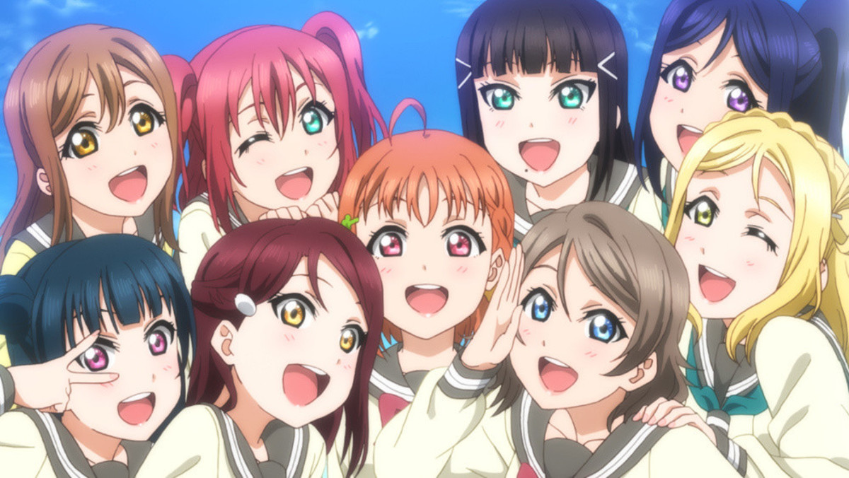 7 Anime to Watch After 'Love Live! Sunshine!!'