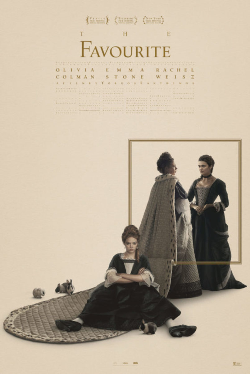 'The Favourite' (2018) Movie Review