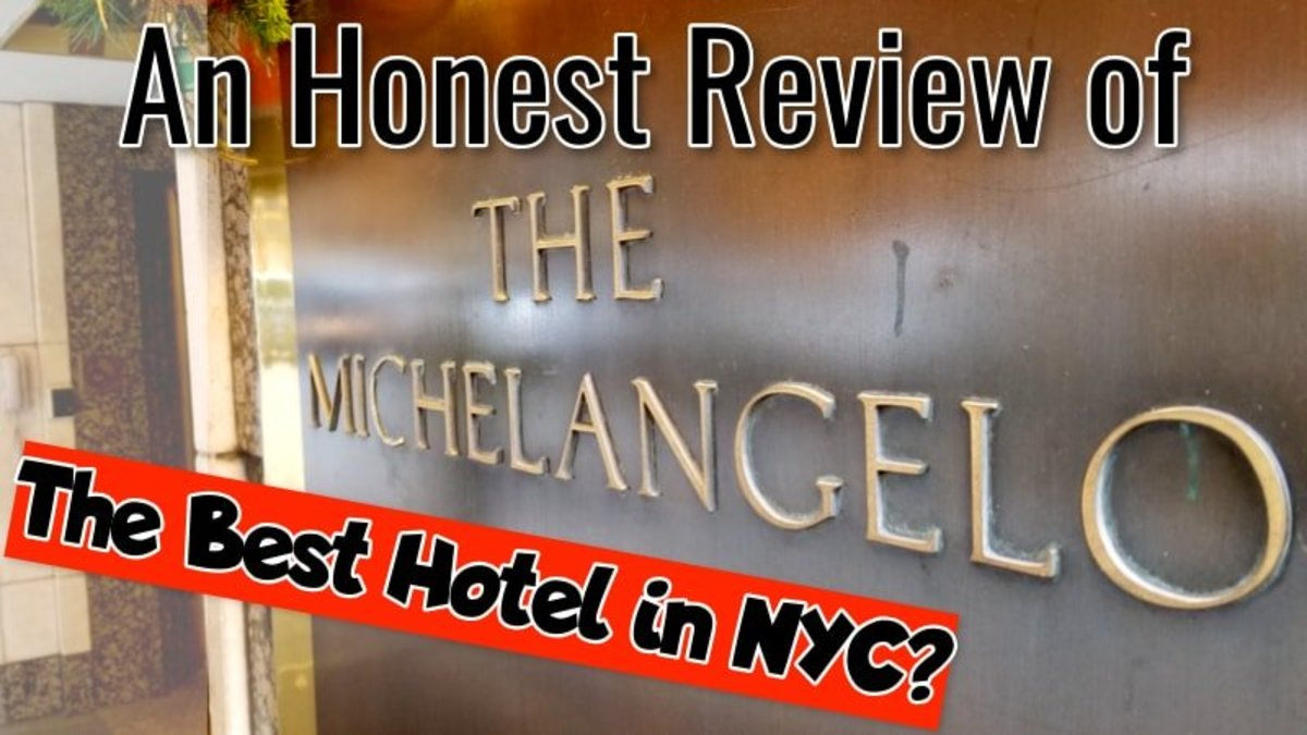 Review: Michelangelo Hotel in New York City (Junior Suite)