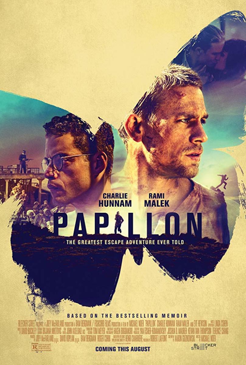Papillon' (2018) Movie Review   ReelRundown