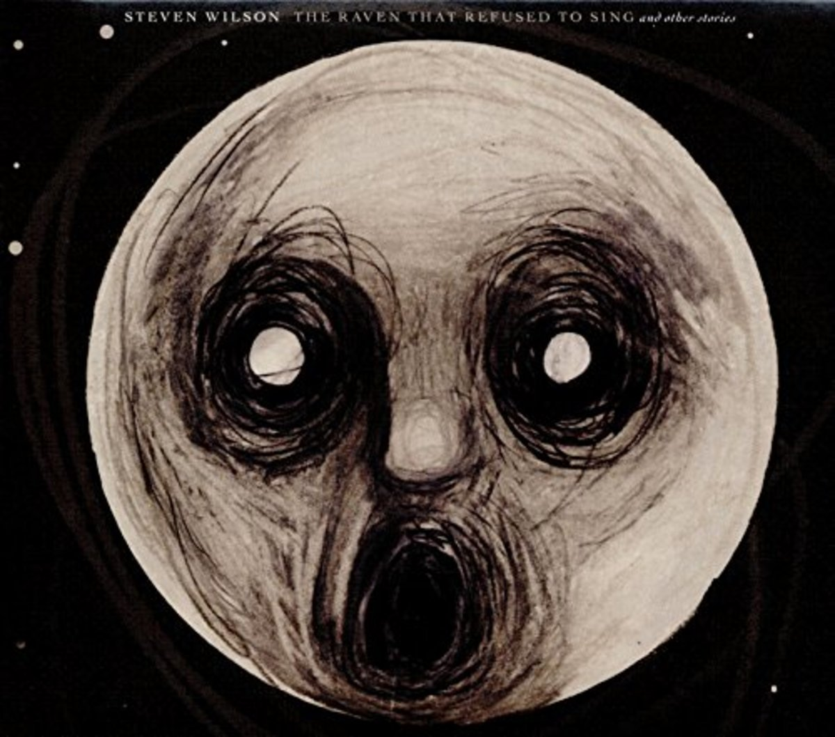 Artist: Steven Wilson Album: the raven that refused to sing