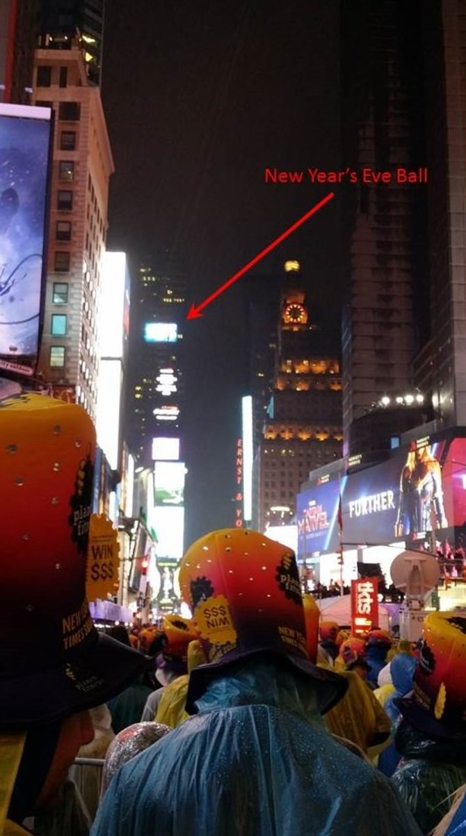 I Survived New Year's Eve at Times Square! What's It Really Like? Should You Go?