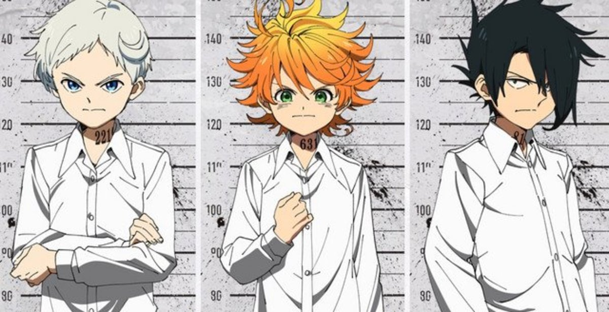 10 Anime Like 'The Promised Neverland'