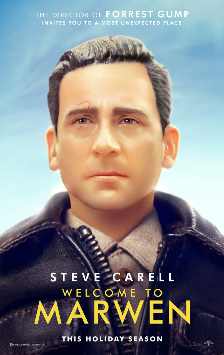 'Welcome to Marwen' Movie Review