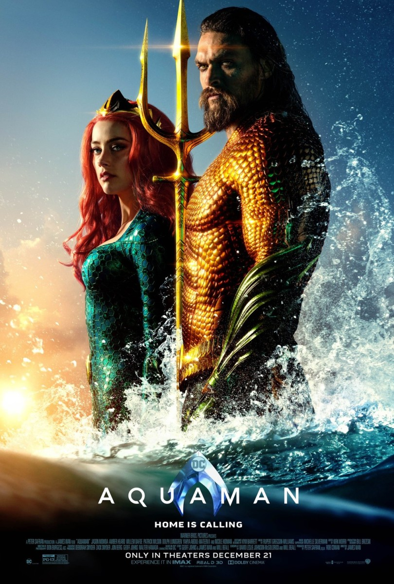 "Movie Review: ""Aquaman"""