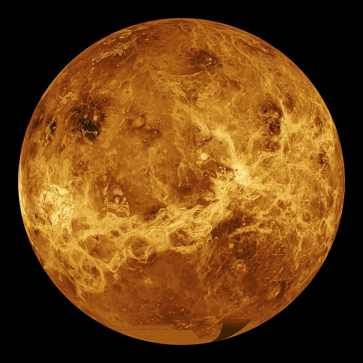 Venus: Quick Facts
