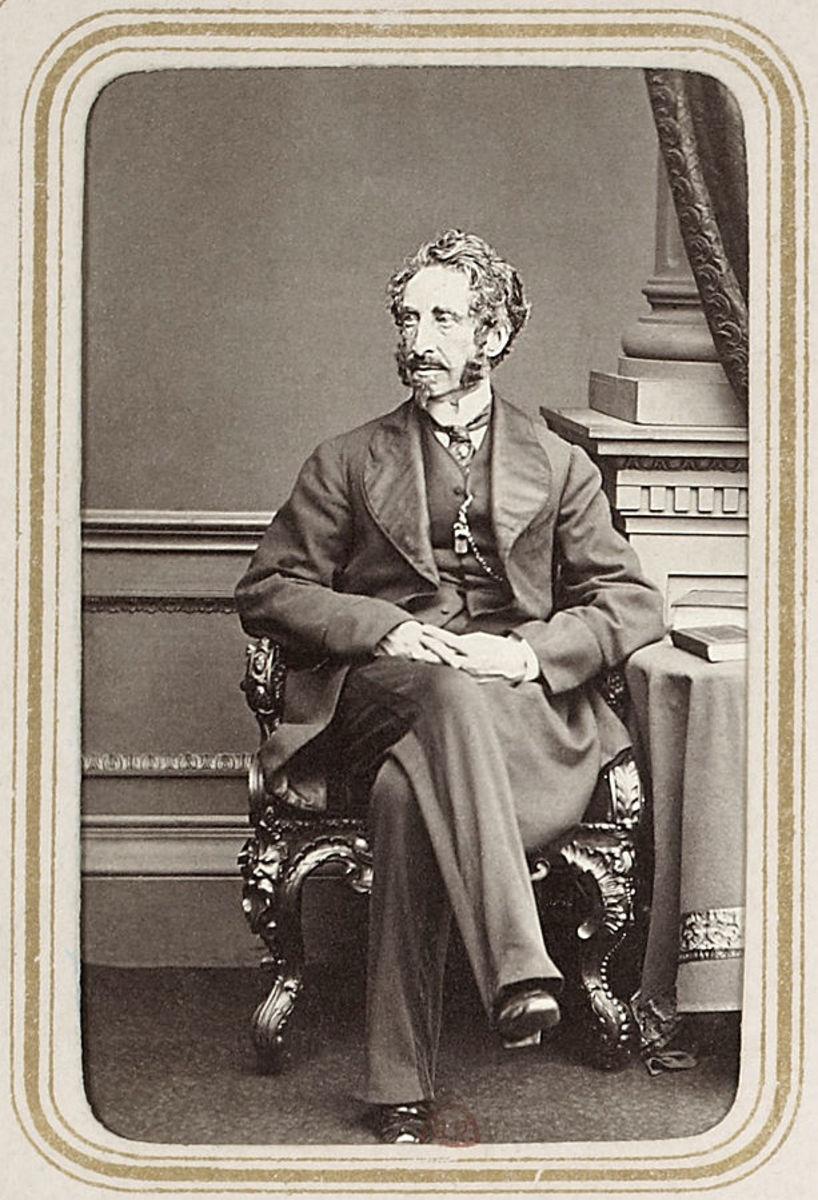 Edward Bulwer-Lytton.