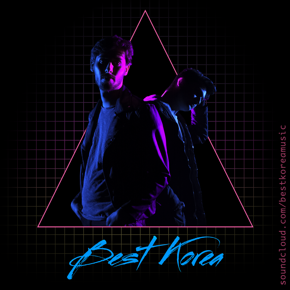 An Interview with U.S. Synthwave Duo Best Korea