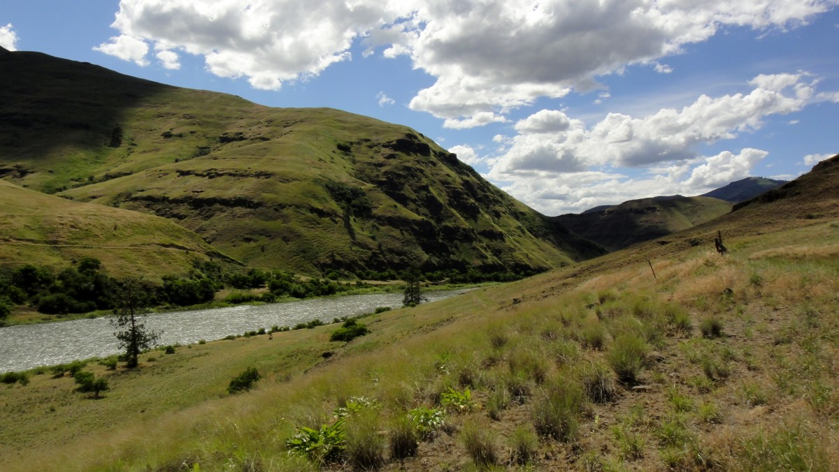 Grande Ronde River, southeastern Washington