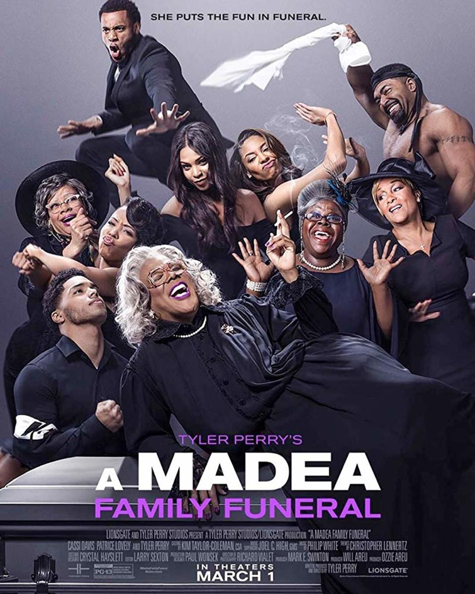 'A Madea Family Funeral' (2019) Mad Movie Review