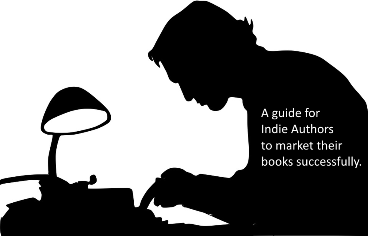How to market as a self-pbulsihed author.