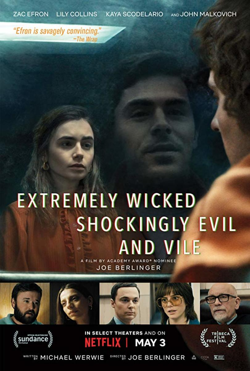 'Extremely Wicked, Shockingly Evil and Vile' (2019) Movie Review
