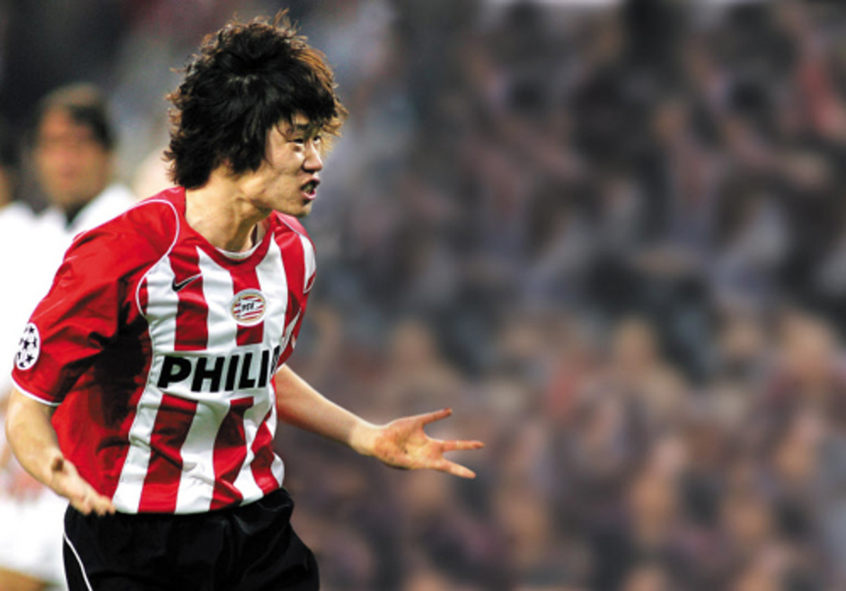 Park Ji Sung was one of the greatest players in Manchester United history.