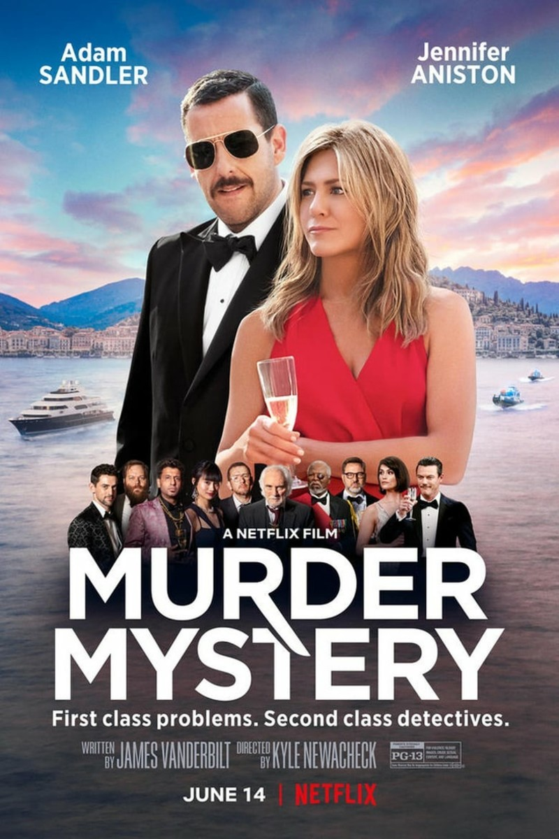"Movie Review: ""Murder Mystery"""