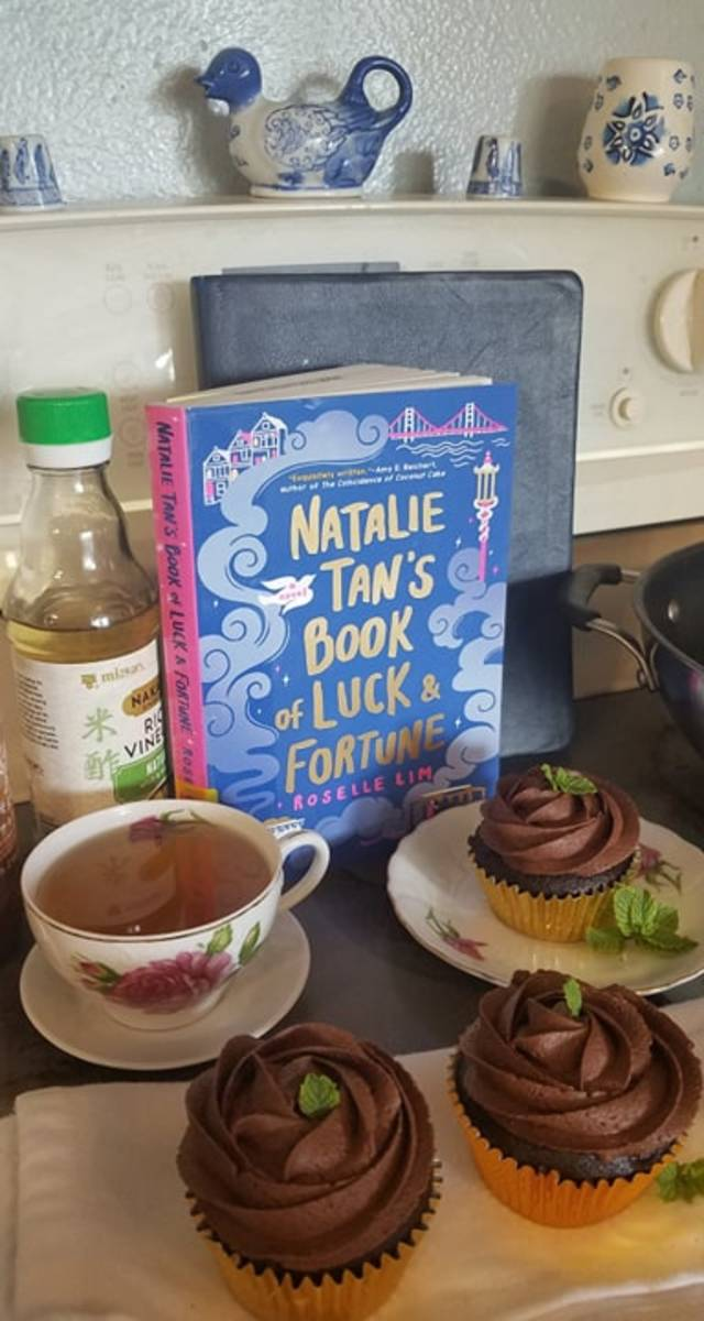 Natalie tans book of luck and fortune
