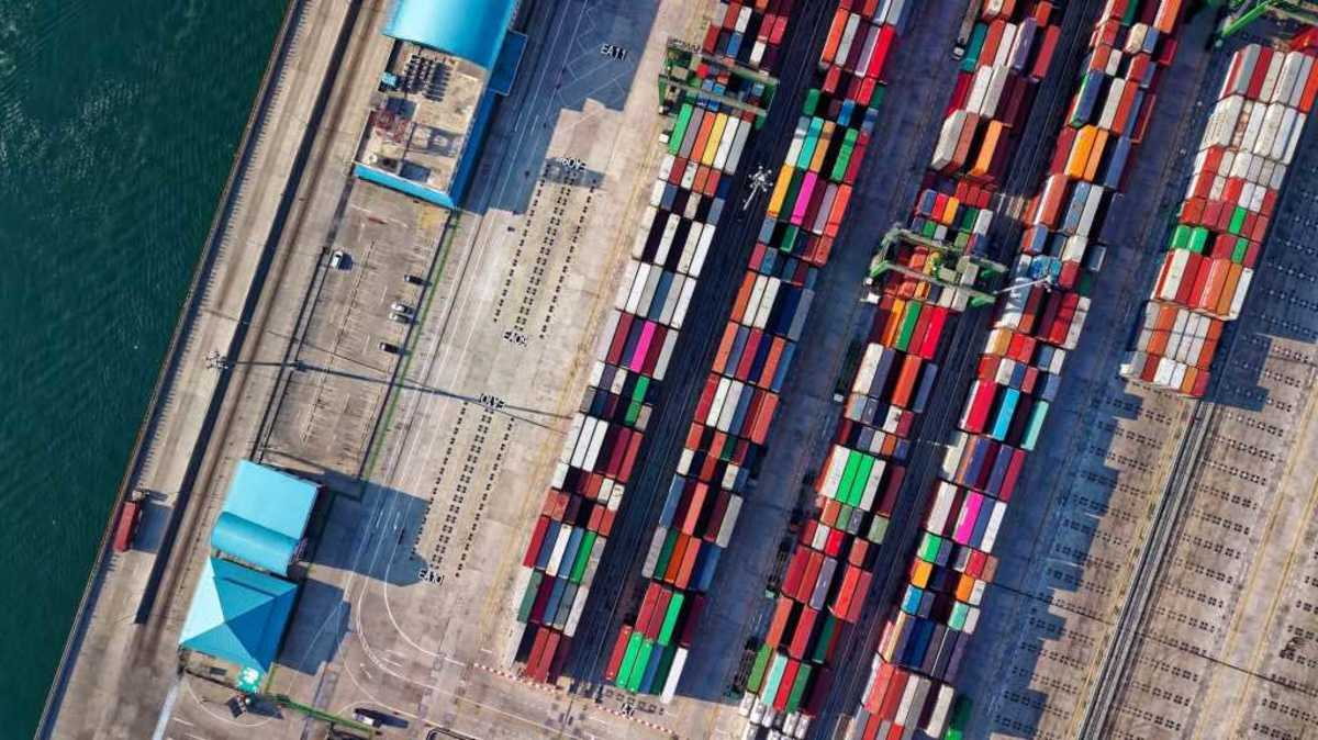 The History of Shipping Containers