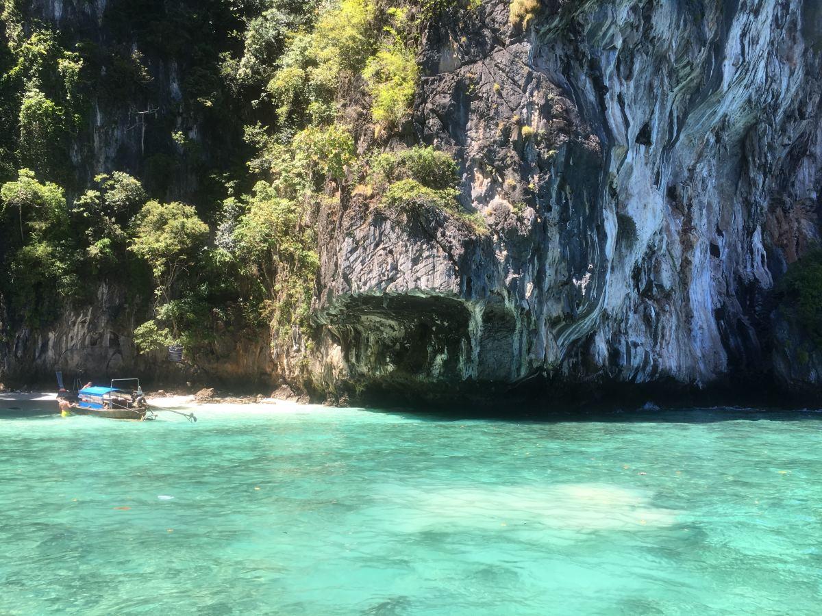 The Enchanted Blue Lagoon