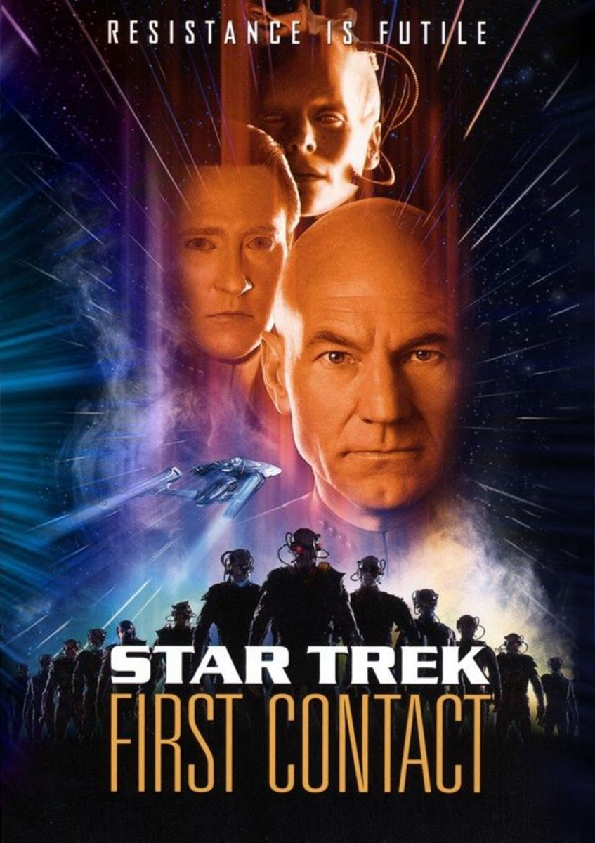 Should I Watch..? 'Star Trek: First Contact'