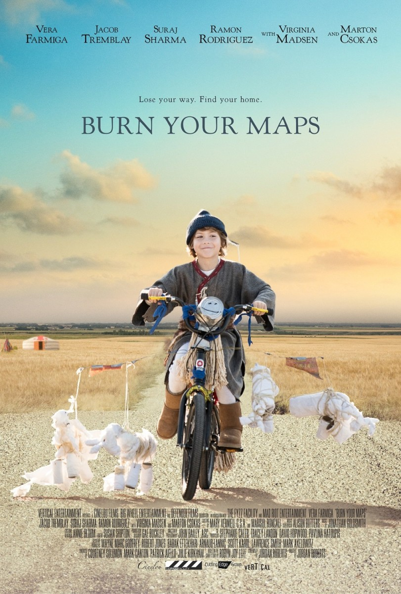 "Movie Review: ""Burn Your Maps"""
