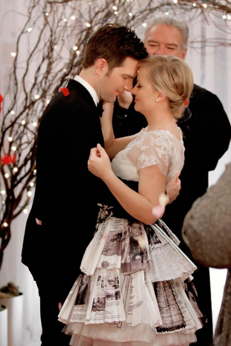 Top Most Stunning TV Wedding Dresses