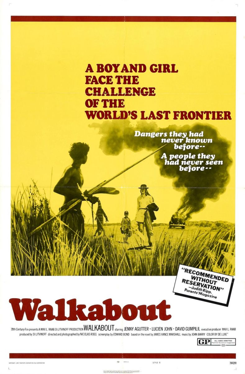 Should I Watch..? 'Walkabout'