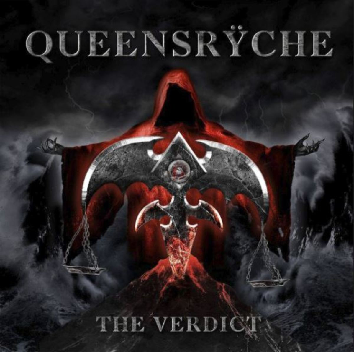 "Queensrÿche, ""The Verdict"" Album Review"
