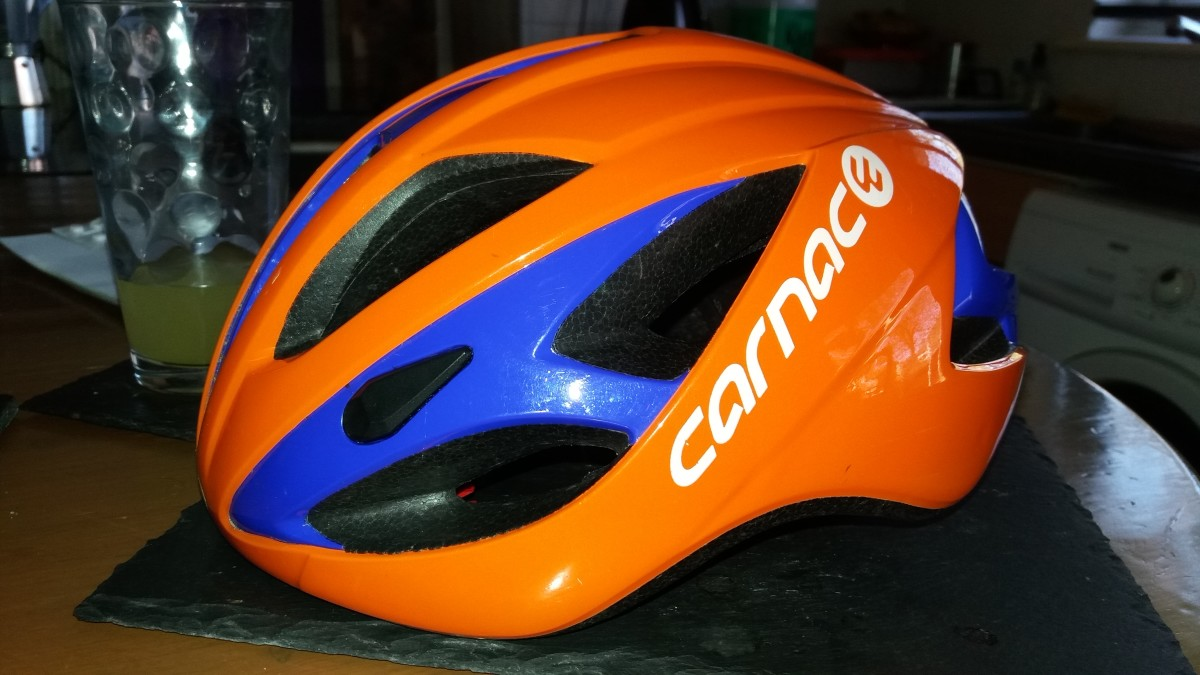 Planet X Notus Race Bicycle Helmet Review