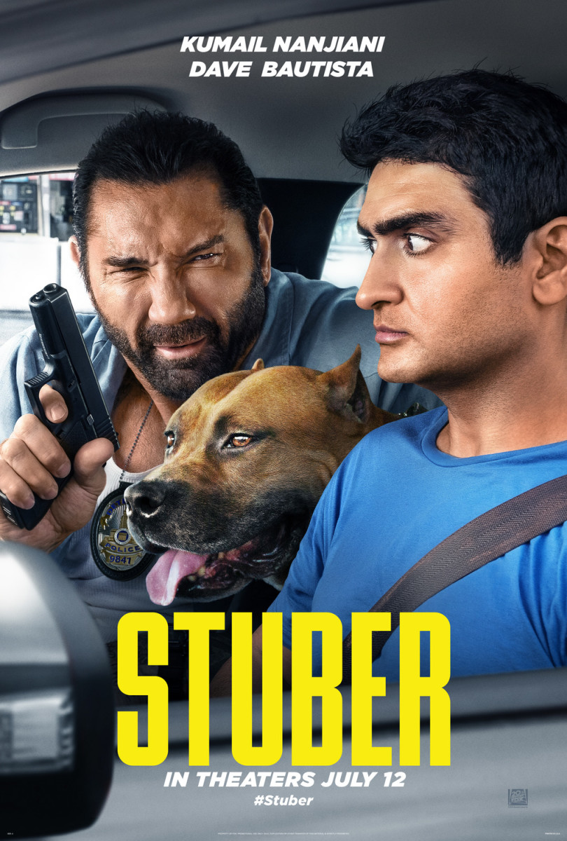 "Movie Review: ""Stuber"""