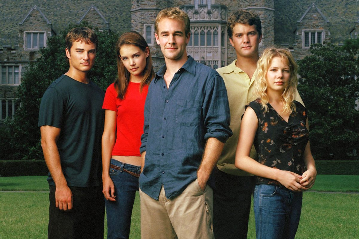 "30 Charming Facts About ""Dawson's Creek"""