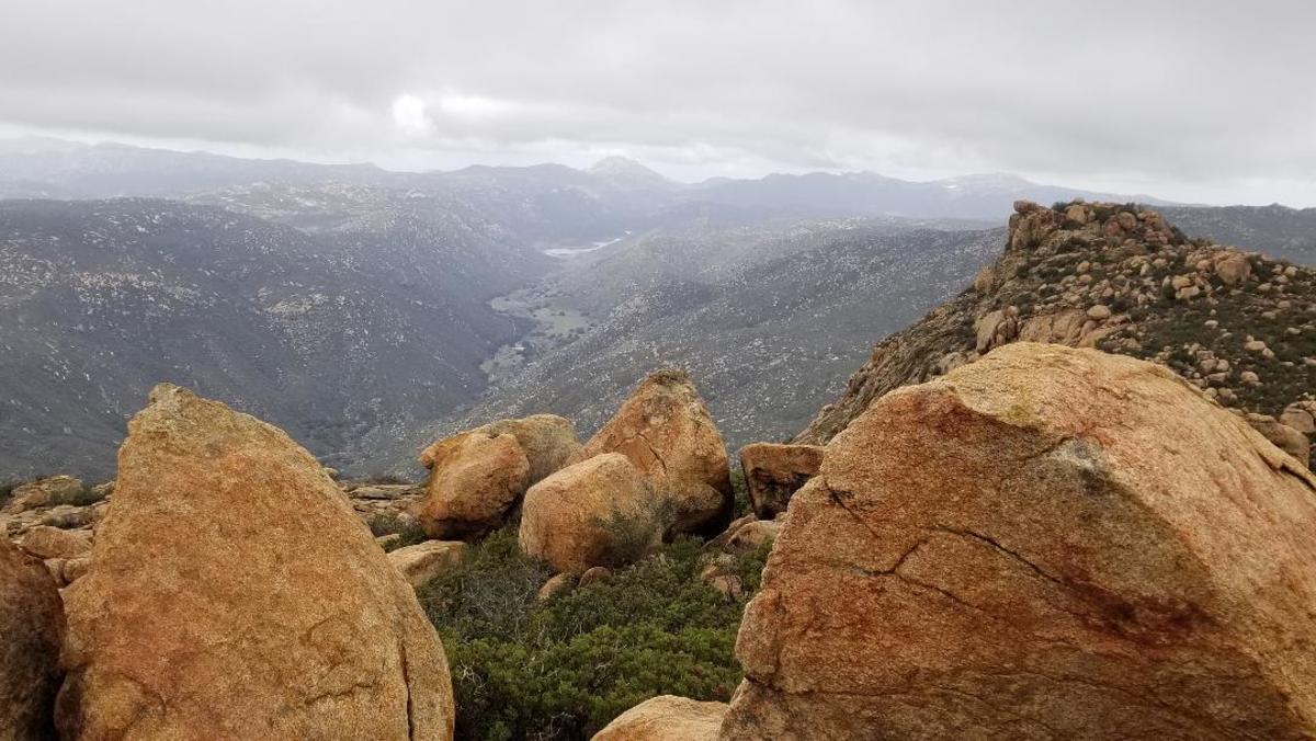 Hauser Canyon Views
