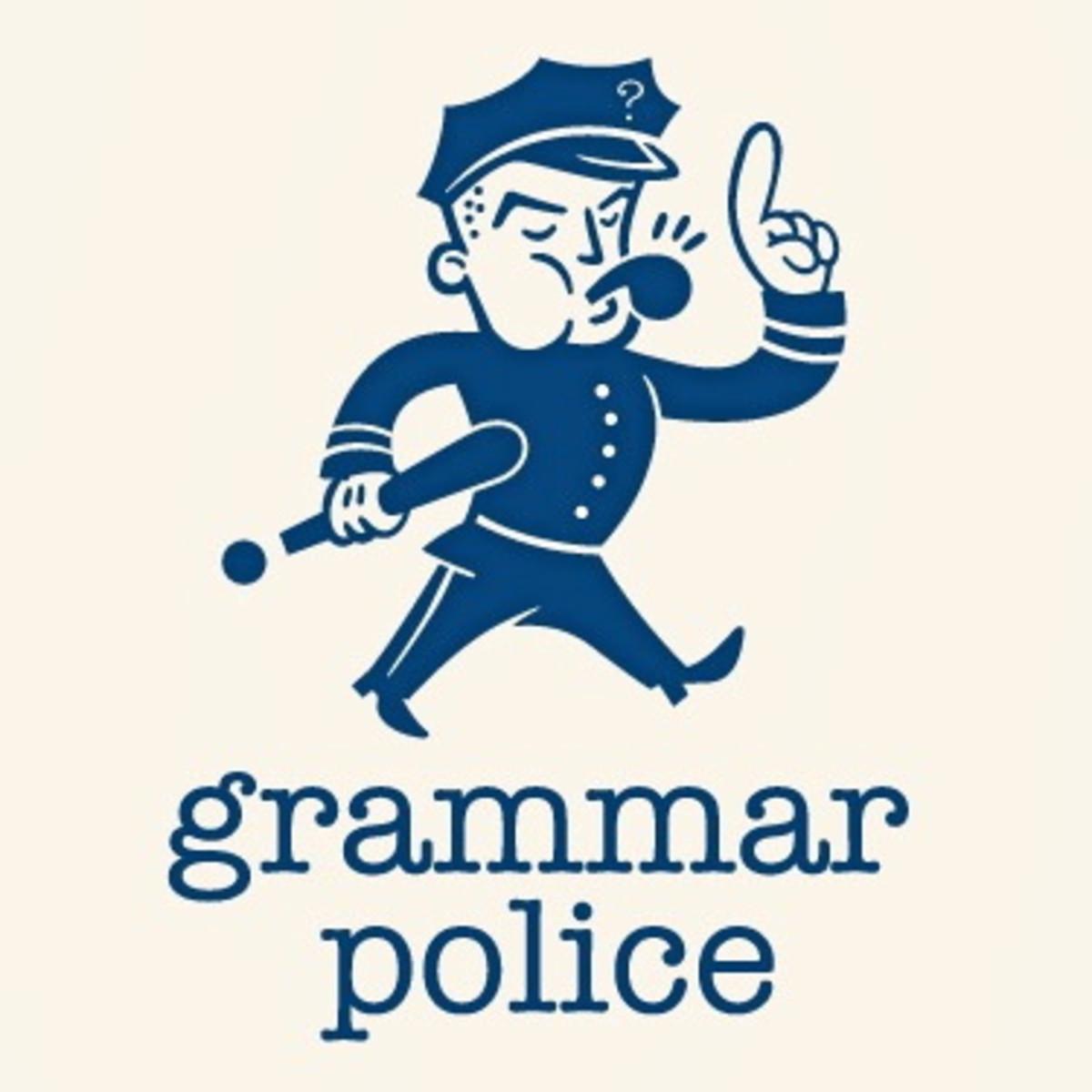Why Grammar? or, Granma, Why Grammar?