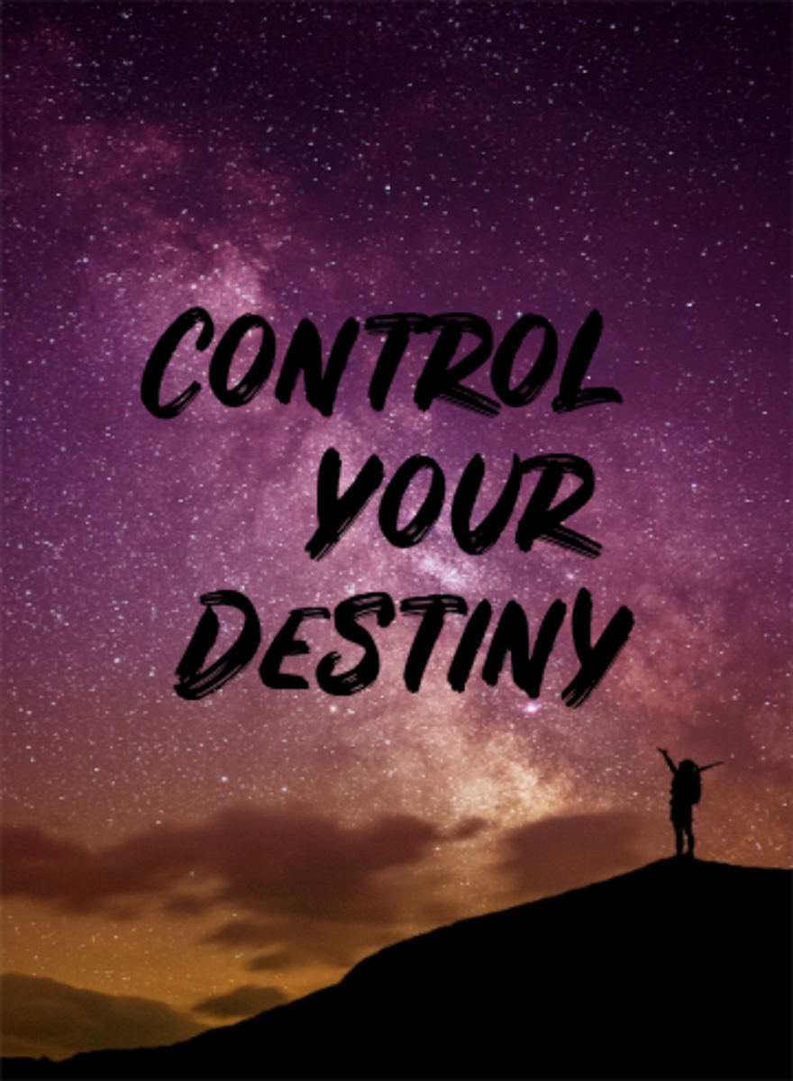 Poem: Control Your Destiny