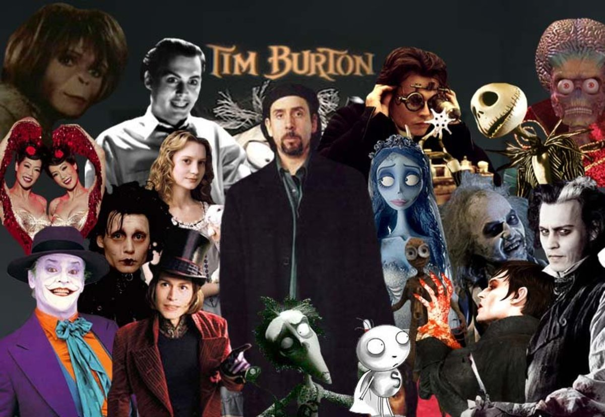 30 Frighteningly Fun Facts About Your Favorite Tim Burton Films
