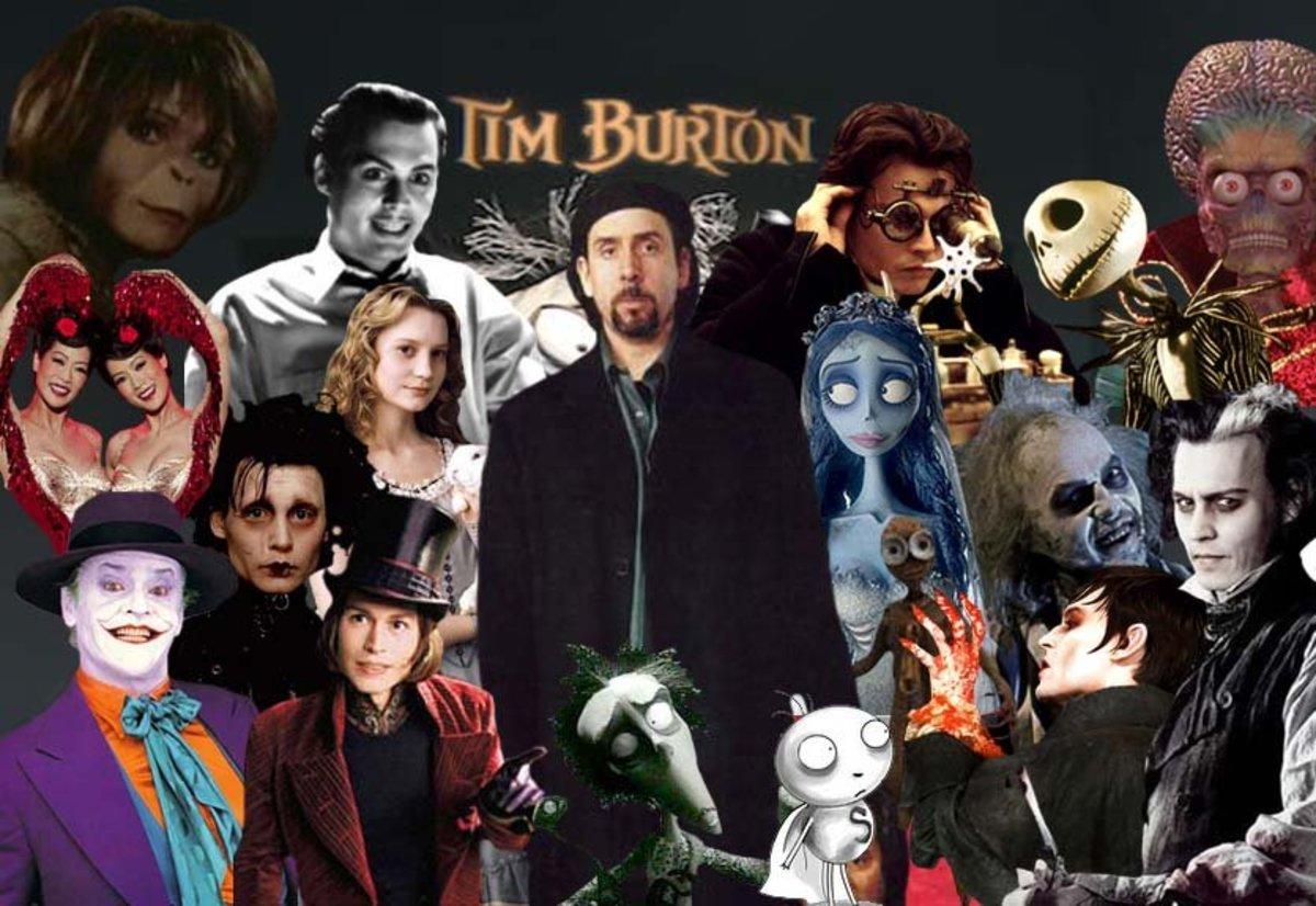 Tim Burton Filme