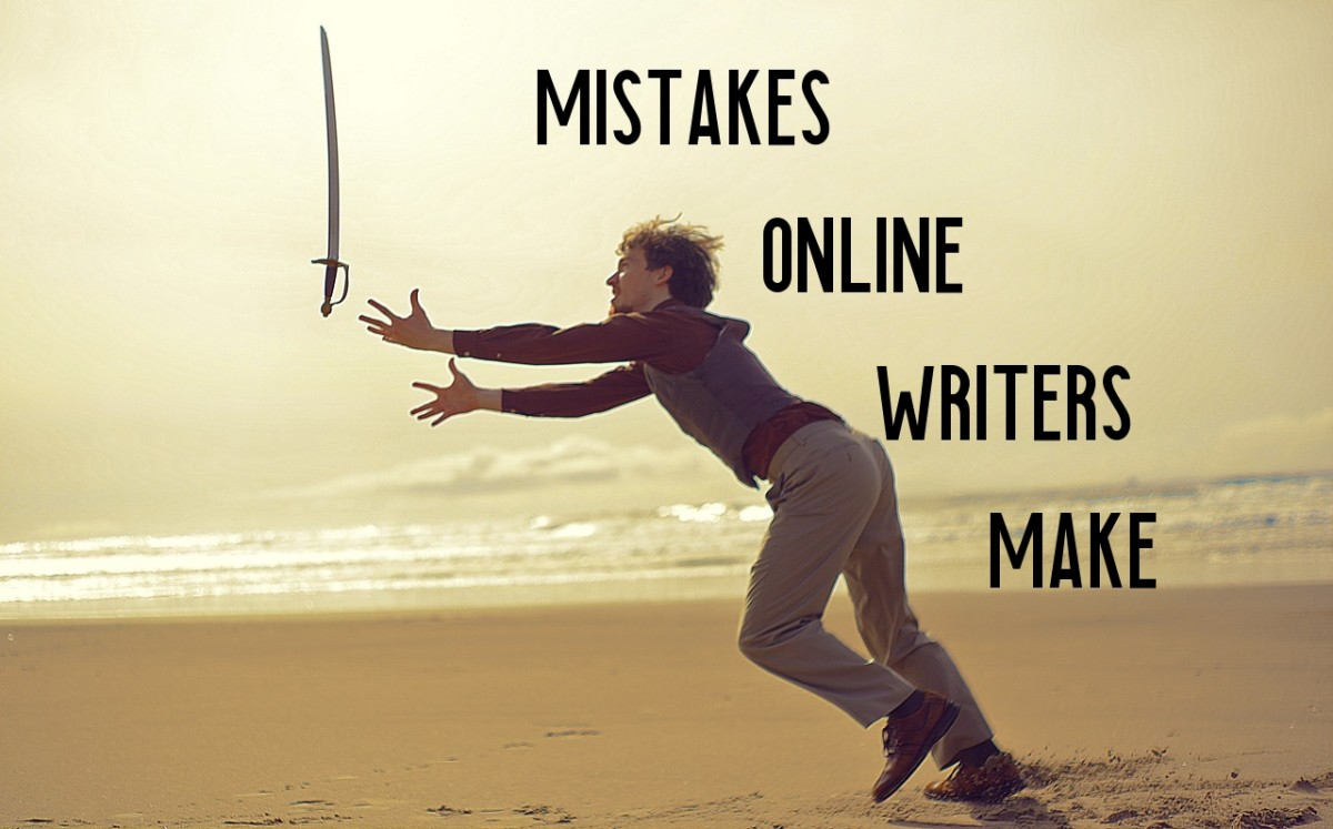 Make Money Online with HubPages: Mistakes Online Writers Make