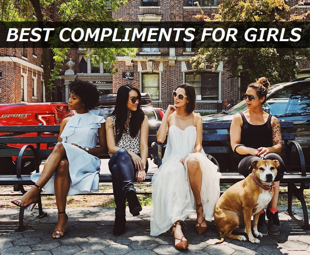 Best Compliments for Girls