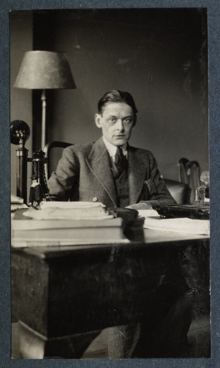 Analysis of Poem The Waste Land by T.S.Eliot