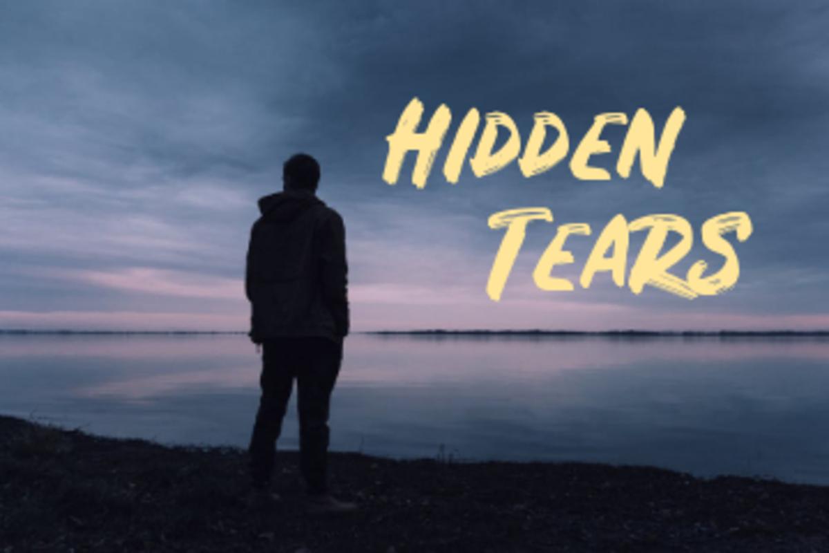 poem-hidden-tears