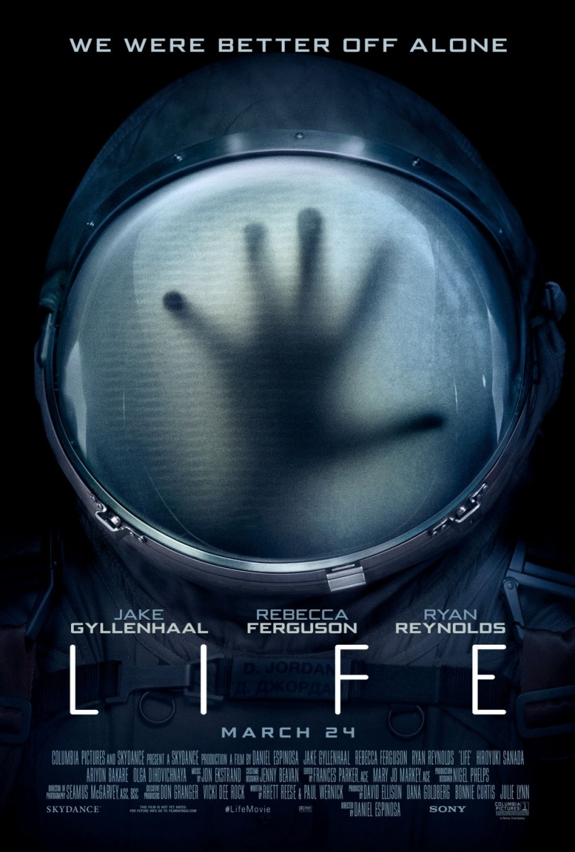 """Movie Review: """"Life"""""""
