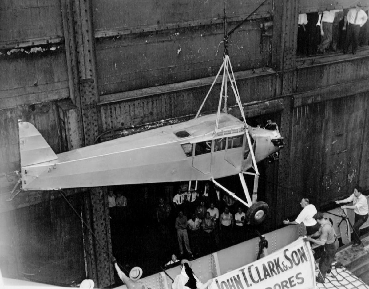 Wrong Way Corrigan's Transatlantic Flight to Fame