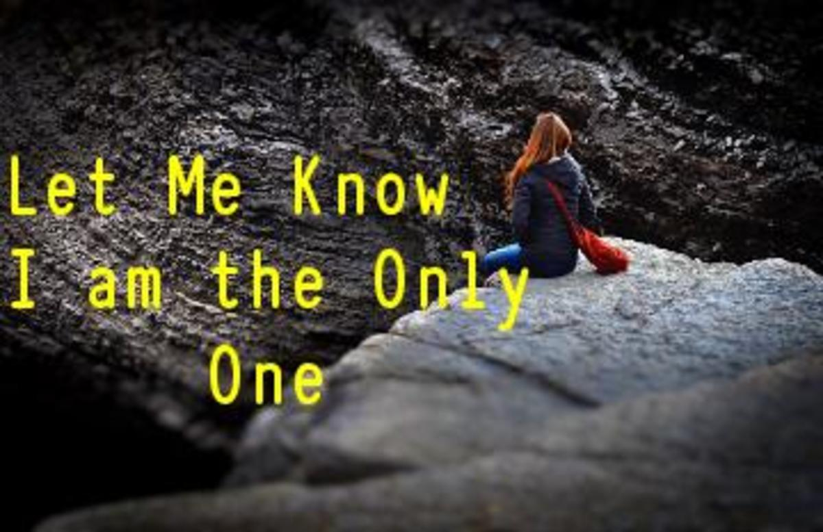Poem:  One and Only
