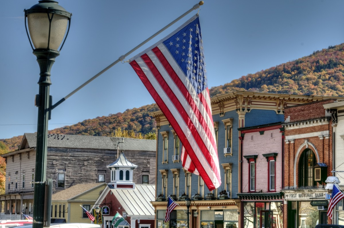 10 Great Fictional Movie Small Towns